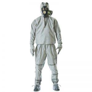 легкий защитный костюм
