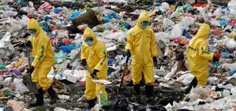 Проект нормативов образования отходов и лимитов их размещения