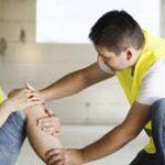 Риски получения травм на предприятии и в быту