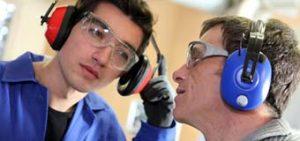 защита слуха на производстве