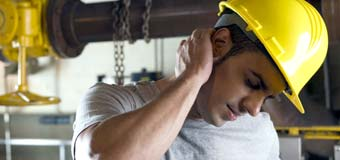 помощь при травмах на работе