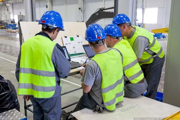 Промышленная безопасность на предприятии