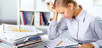 Что вызывает стресс на работе?