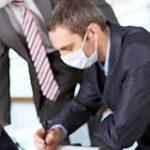 Возможные риски заболеваний в офисе