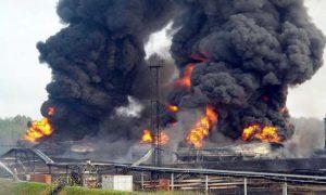 взрывозащищённость промышленного объекта