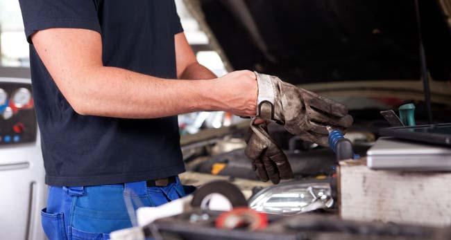защита рук на производстве