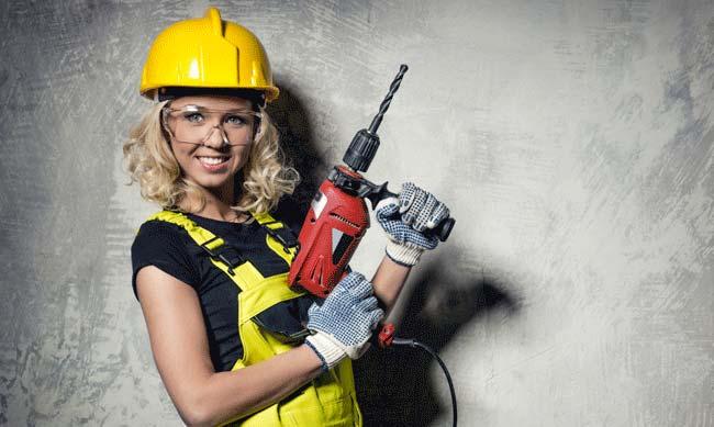 защитные перчатки для стройки