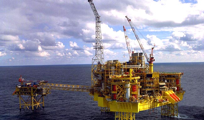 безопасность на нефтяной платформе
