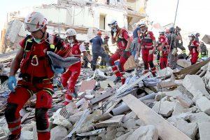 действия при землетрясении