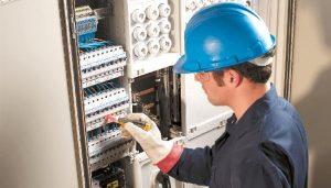 Защитная спецодежда для электрика