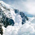 Как спастись от снежной лавины?