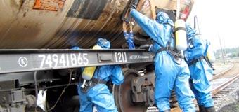 Порядок устранения аварийных ситуаций с опасными веществами на железной дороге