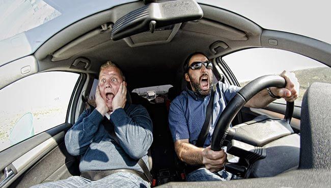 безопасность вождения