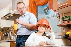 Безопасность для ребенка дома