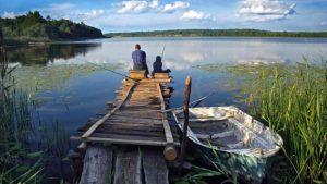 безопасность на рыбалке