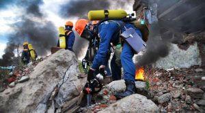 Последствия стихийных бедствий и катастроф