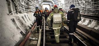 Как вести себя в чрезвычайных ситуациях в метро?