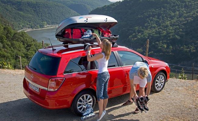 безопасность при путешествии на машине