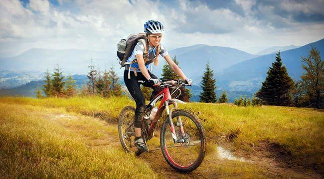 безопасность на горном велосипеде