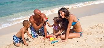 Дети, море и безопасный отдых