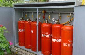 безопасность при использовании газового баллона