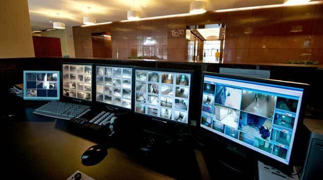 Системы видеонаблюдения через Интернет