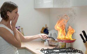 Правила безопасности на кухне