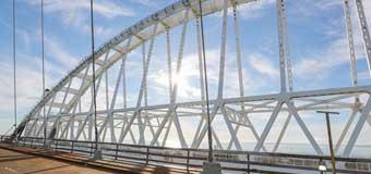 На сколько будет безопасен Крымский мост?