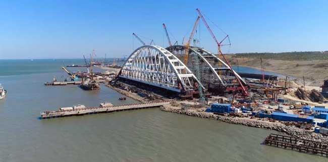 Безопасность Крымского моста