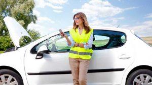 светоотражающий жилет для водителя