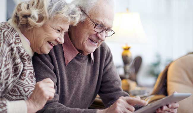безопасность престарелых людей с применением видеонаблюдения