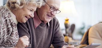 Видеонаблюдение за пожилыми людьми