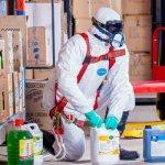 хранение опасных веществ на складе