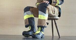 целесообразность использования ботинок пожрного