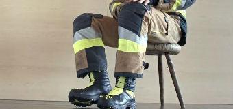 Обувь пожарного