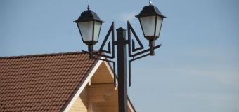 Уличные светильники: особенности, виды, новшества