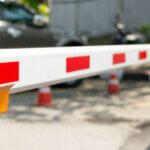 ограничение въезда во вдор для повышения безопасности