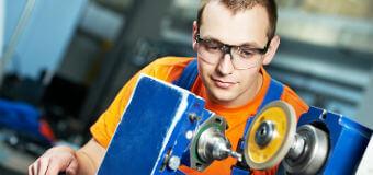 Правила по охране труда при работе на точильных станках