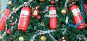 Безопасность на новый год