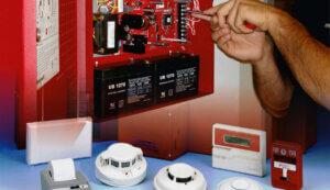 Шкафы пожарной сигнализации