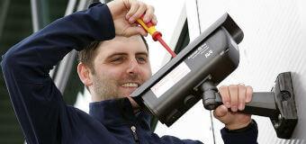 Обеспечение безопасности в многоквартирном доме с помощью камер видеонаблюдения