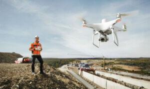 Применение беспилотников и дронов на производстве
