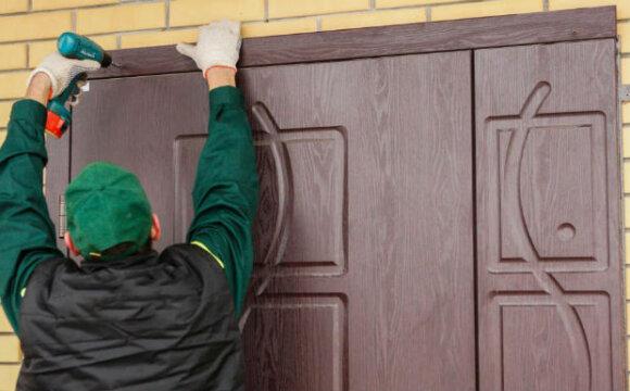 С какой отделкой купить входную металлическую дверь в Твери?