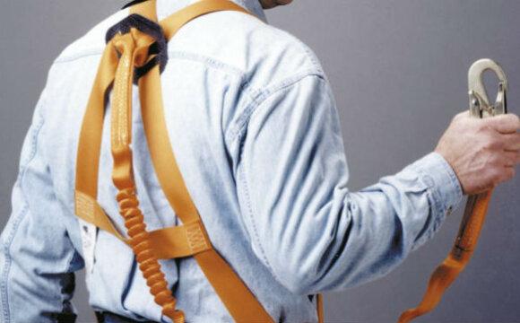 Требования к предохранительным поясам и стропам