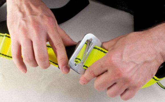 Механические испытания поясов и привязей