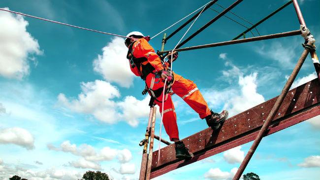 Инструкция 155н при работе на высоте