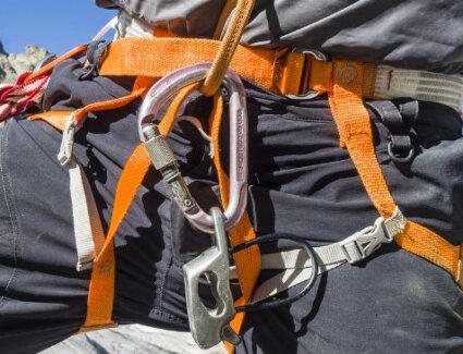 Монтажные страховочные пояса и привязи для высотных работ
